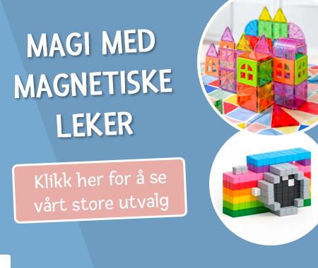 Magi med magnetiske leker